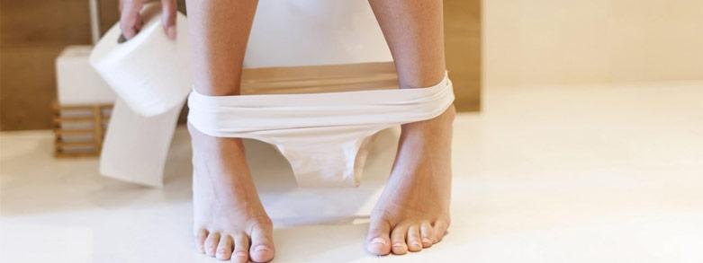 Symtom och tecken på Hemorrojder